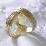 Svadobné obrúčky nielen z bieleho zlata